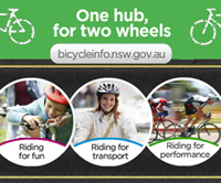 NSW Bicycle Information